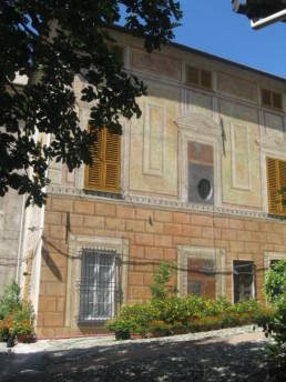 Villa_Dufour_Genova_cornigliano_facciata